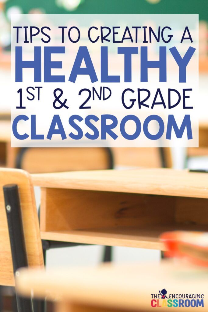 A healthy classroom focuses on teaching the whole child both academically and emotionally.  It's a place where students learn manners, respect, responsibility, how to be a friend, conflict resolution, and so much more.  In order for these to be achieved, a classroom environment needs to be healthy.  The tips below can help you create this type of classroom for your students. #SEL #socialemotionallearning #charactereducation