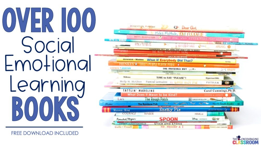 The Top Social Emotional Learning Books for Kids