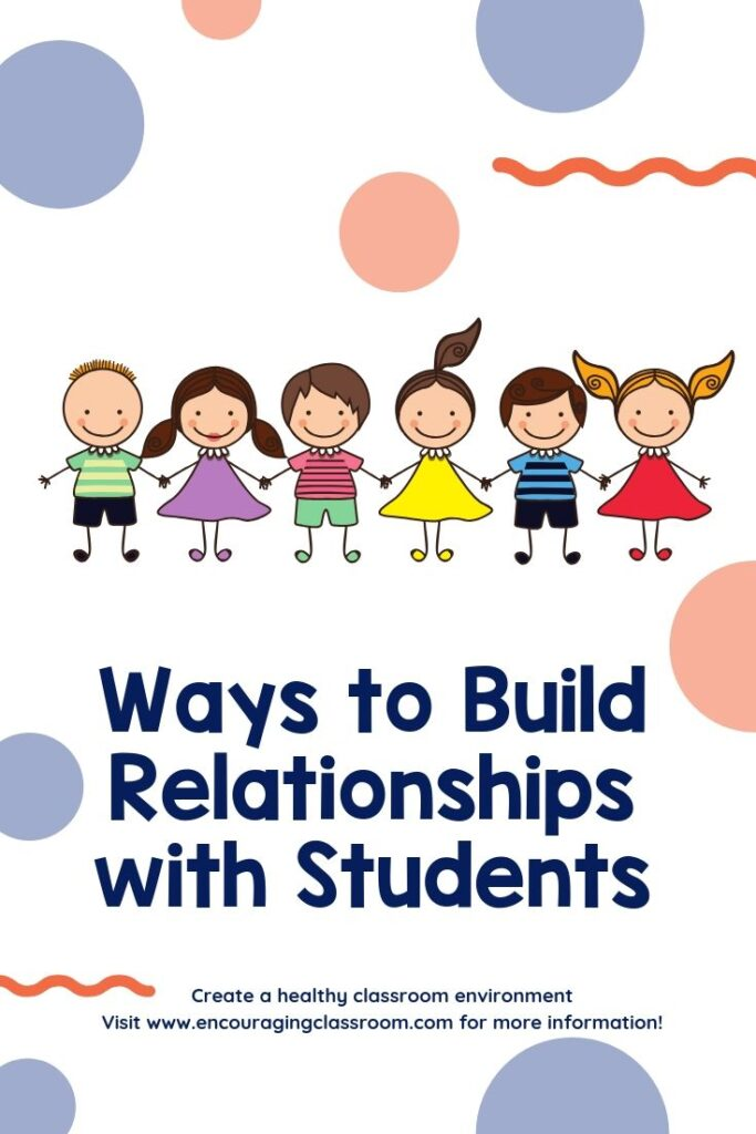 Your job is so important! As a first or second grade teacher, you make engaging lessons, show up for your students every day, and communicate with parents.  These ways to build relationships with students will help encourage your learners to be the best they can be!