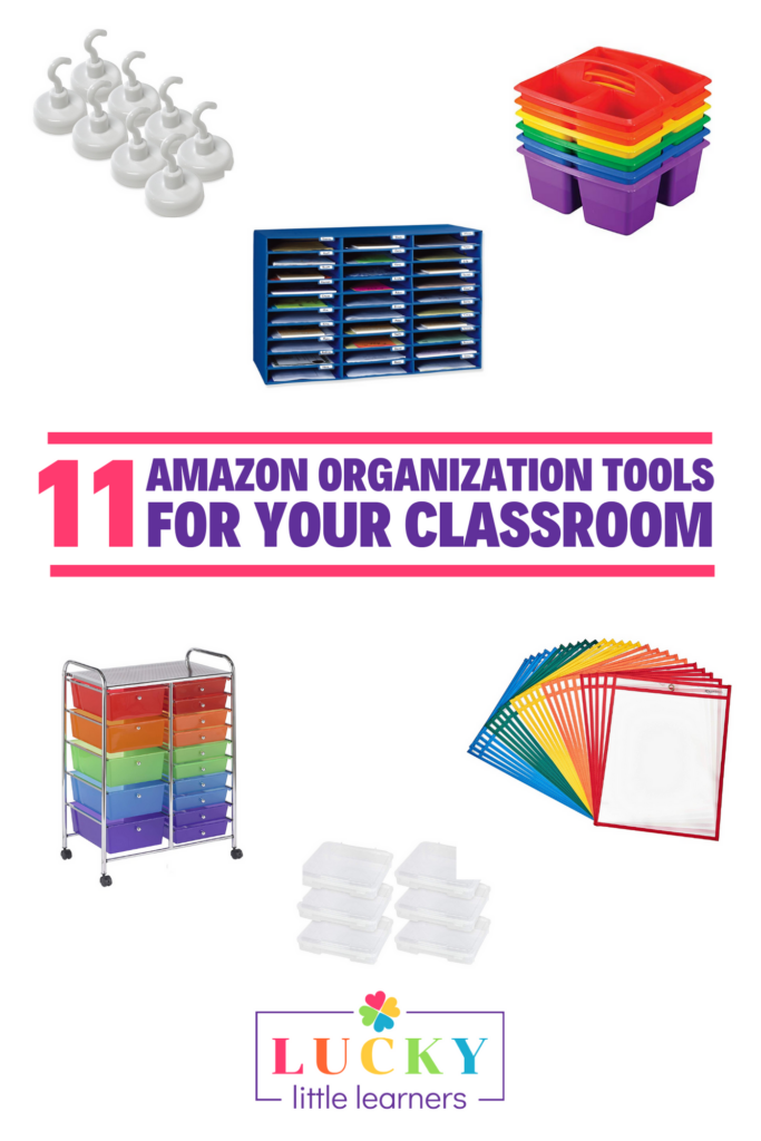 As a teacher, having an organized classroom is a must. Achieving this, however, can be super tough! With all of the paper, supplies, and learning resources necessary to do our jobs properly, keeping the classroom organized is usually a year-long struggle. However, with these 11 Amazon finds it doesn't have to be that way!