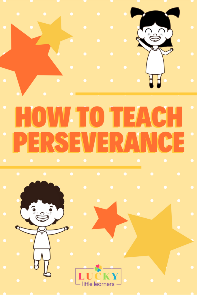Some people call it GRIT; some call it a growth mindset. No matter what you call it, our students need to learn perseverance. Perseverance is that ability to keep going when things are tough. Even if students don't achieve or master something right away, they can keep persevering towards their goal.