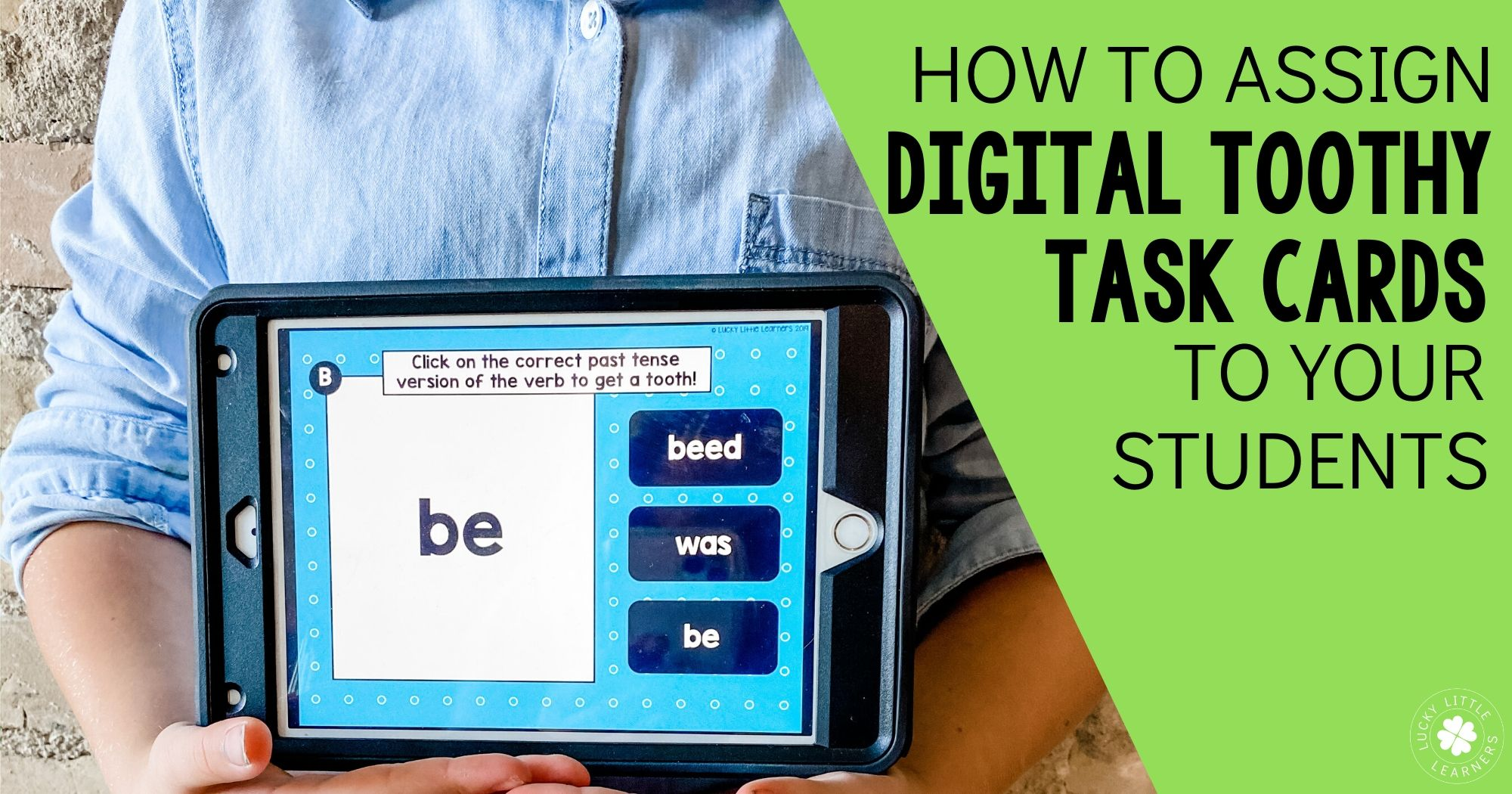 How to Assign Digital Toothy to your Students