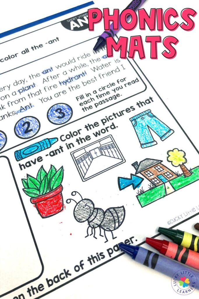 Need phonics passages to add to your students remote learning packets?  These are the perfect option for your 1st graders or 2nd graders!