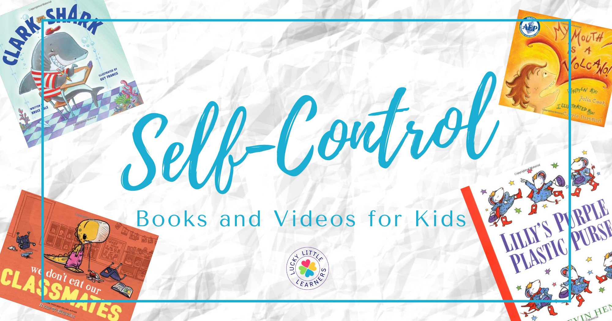 Must-Have Children's Books and Videos About Self-Control