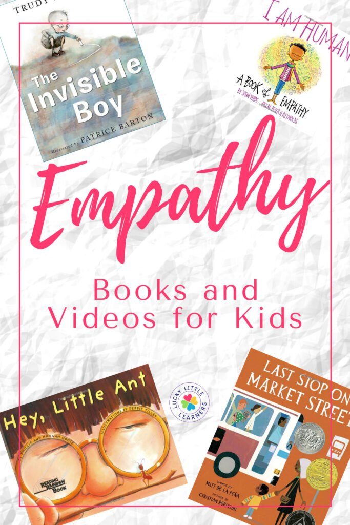 One of the most important things we can teach our little ones is how to be empathetic towards others. Seeing things from someone else's point of view instead of our own is a skill that not all kids are being shown at home. This collection of books and videos do an awesome job of showing little learners what it means to have empathy and how they can apply this trait in their everyday lives.