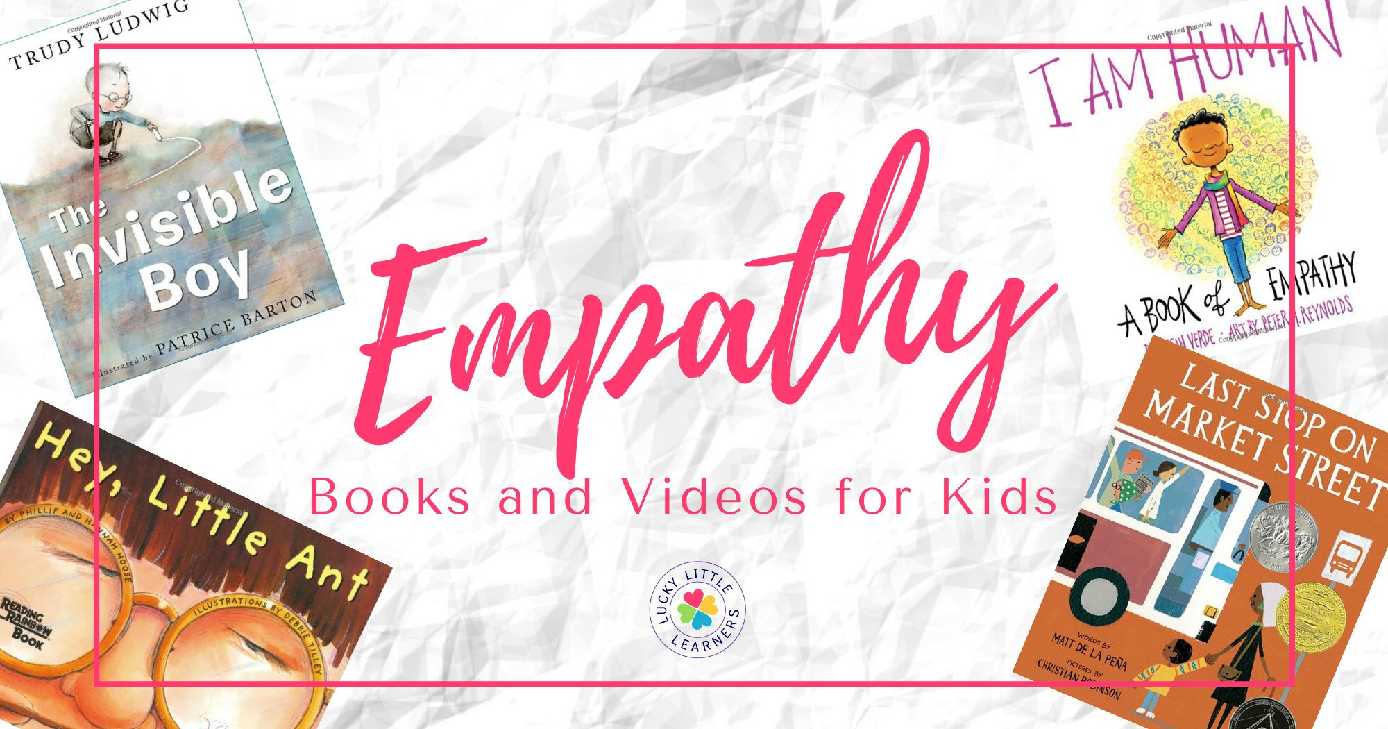 Must-Have Children's Books and Videos About Empathy