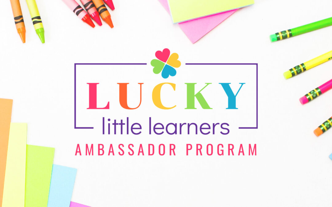 Lucky Little Learners Brand Ambassador Program