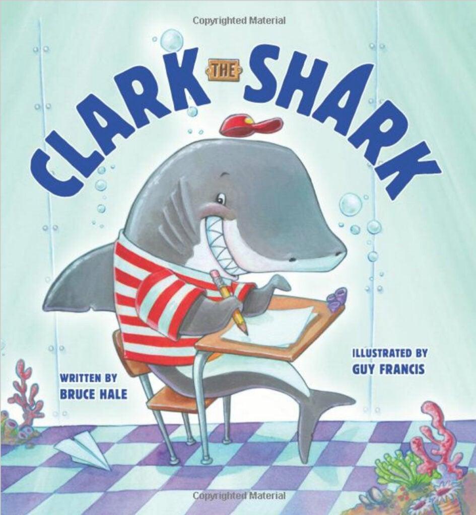 clark the shark self control read aloud