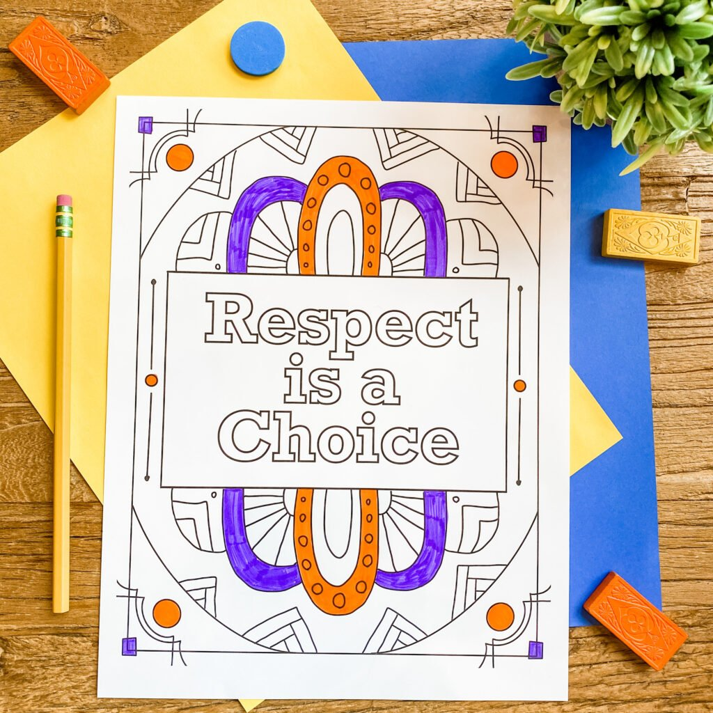 Purposeful and mindful coloring can be therapeutic for children. These coloring sheets come in three different fonts and all of the designs are hand-drawn by an artist.