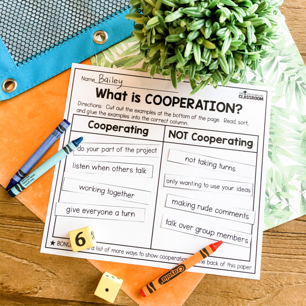 This selection of books and videos will work as building blocks to help your kids to better understand the value and importance of cooperation!