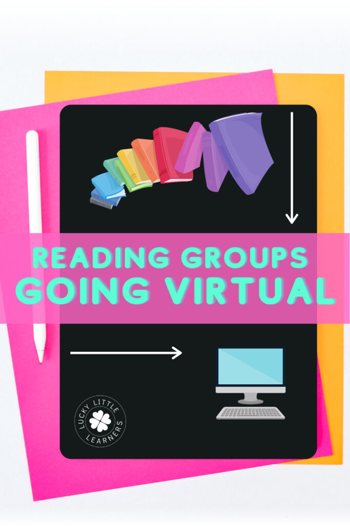 School starting online? Worried about how to do small group reading instruction through a screen? Don't fear! We have you covered! Although teaching online is NOT ideal, there are still ways to engage students in meaningful, small group instruction. Keep reading to check out some of these strategies and tools to rock online reading groups!