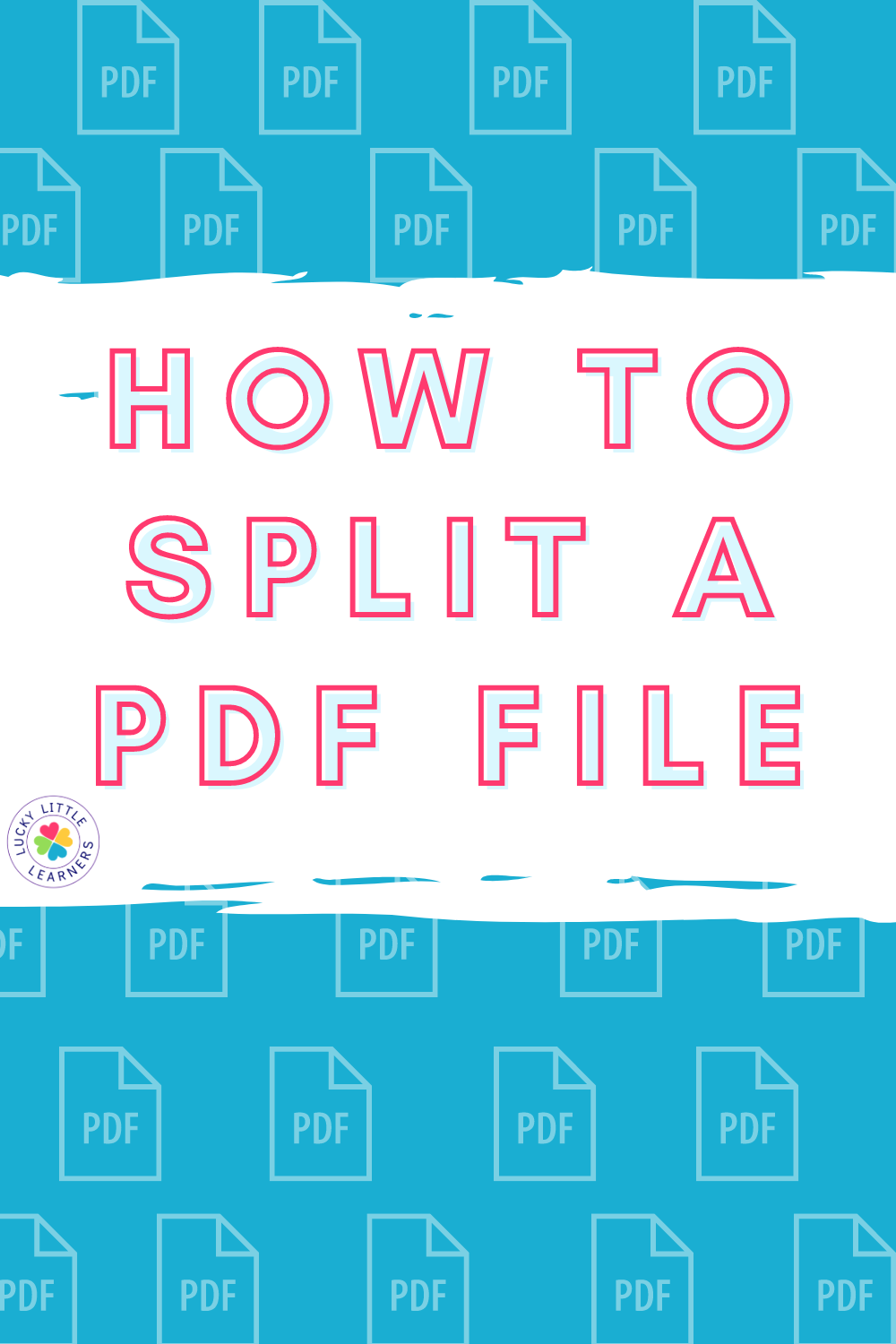 When teaching virtually it can be beneficial to pull from many different resources for lessons. Some PDF file resources are full of amazing content, but this can also mean they are LONG! Want to use a few specific pages of a PDF file in your lesson? We have the perfect tech tip for you! This tip will allow you to share or print a single page of the file instead of having to share out the whole document with your students. Watch and learn below how to split a PDF file!