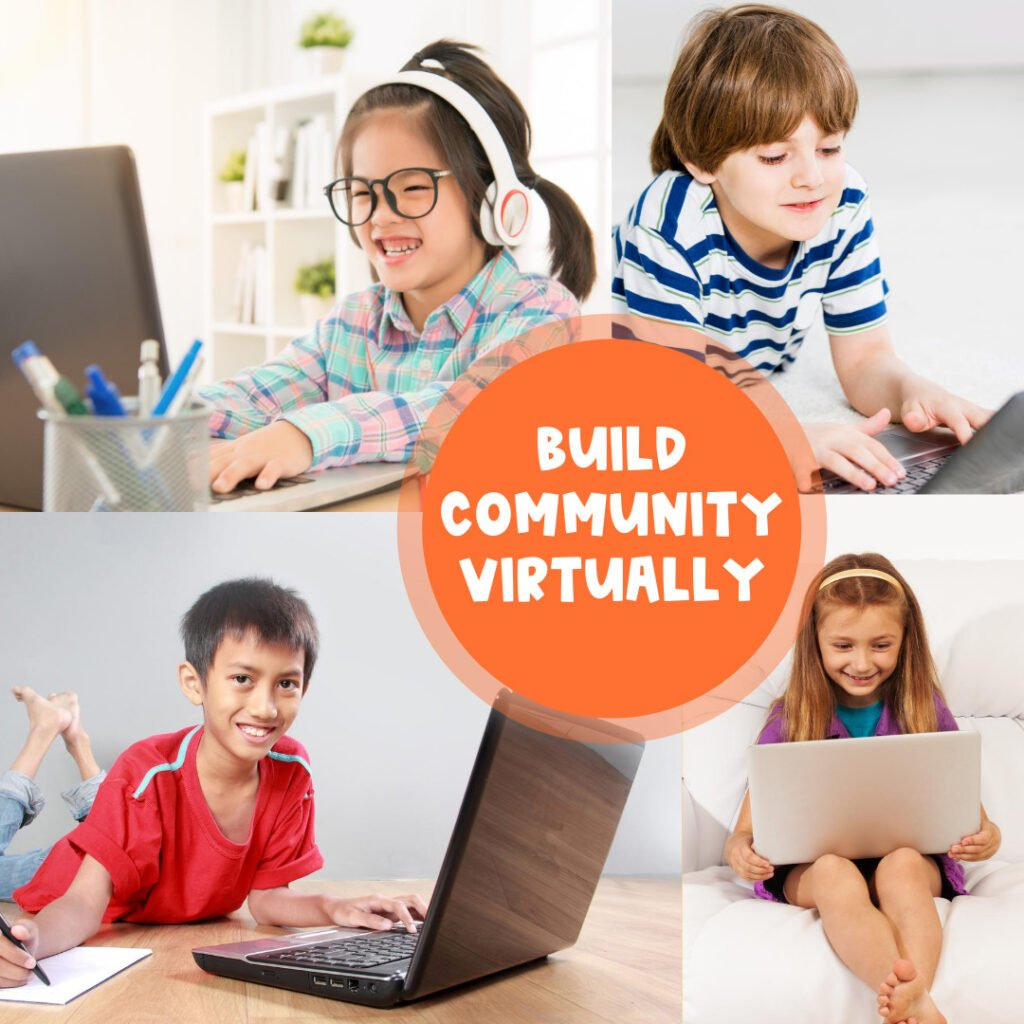 Need some ideas on how to build classroom community virtually?  These are some great ideas you can implement today!
