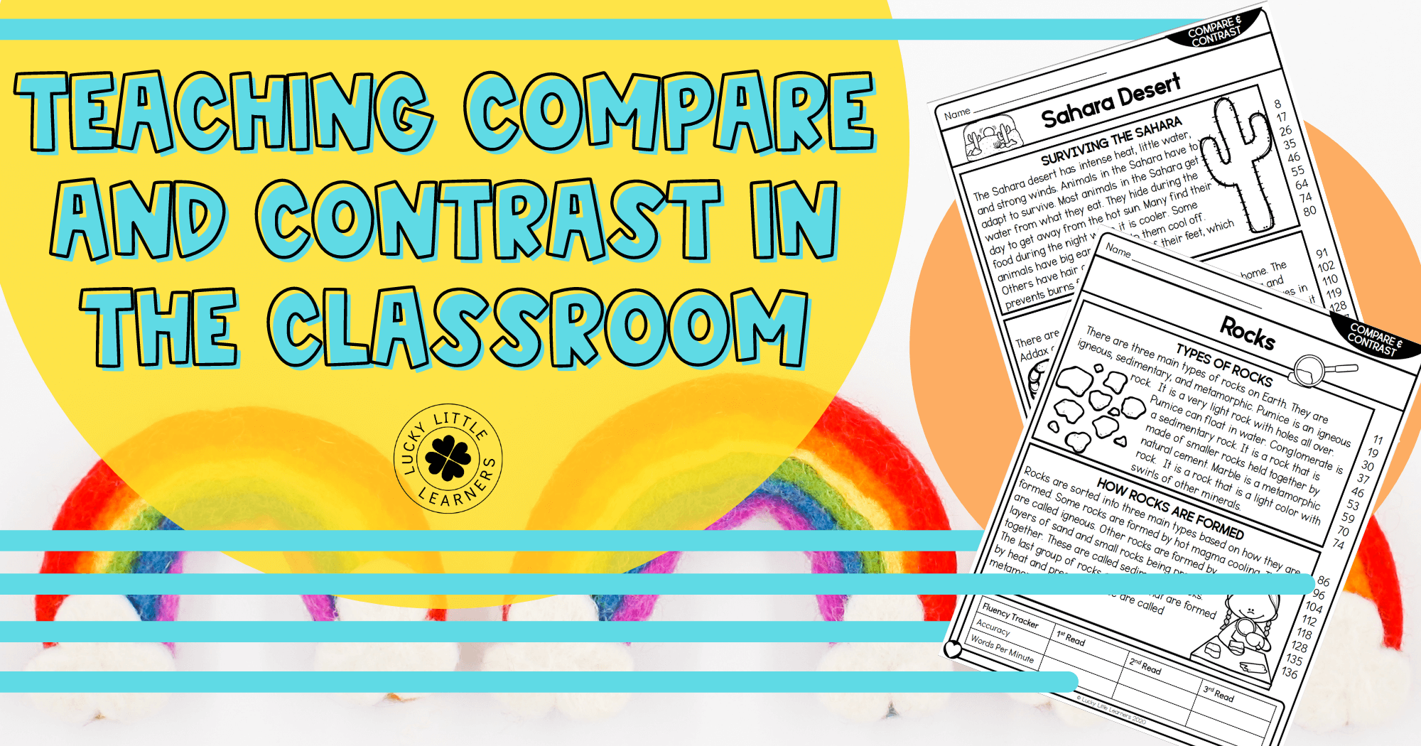 Teaching Compare and Contrast in the Classroom