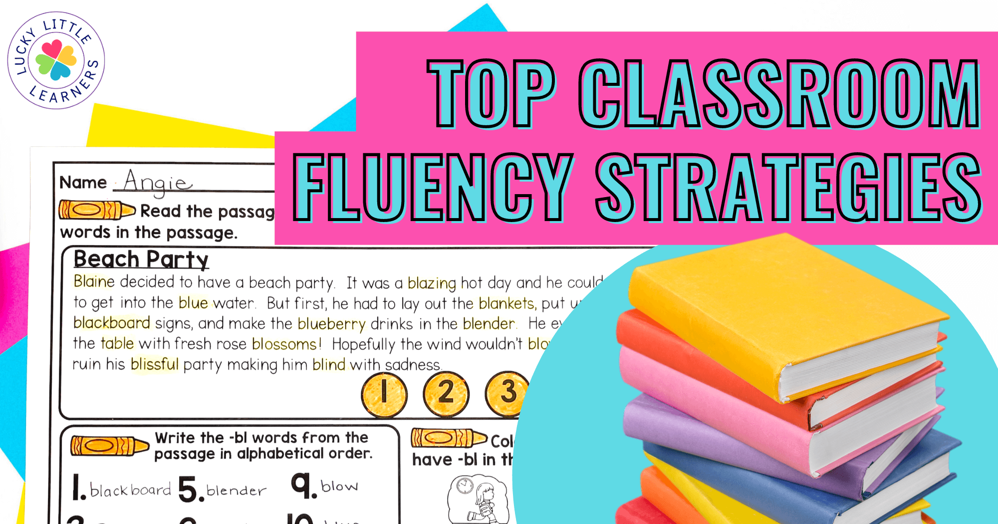Top Classroom Fluency Strategies
