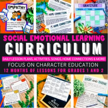 SEL curriculum