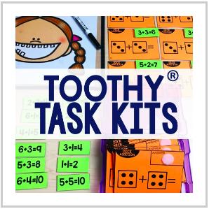 toothy task kits