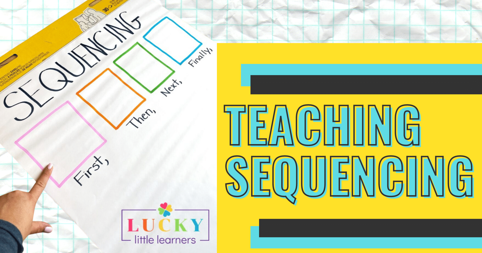 Teaching Sequencing