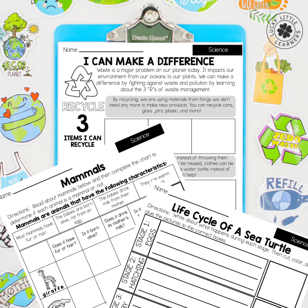 This packet contains worksheets for math, ELA, Social Studies, Science, Art and SEL to review and practice skills from second-grade standards. Each sheet is different and brings a bit of fun to the learning as well! Your students will be eager to grab their crayon or pencil and get to work!