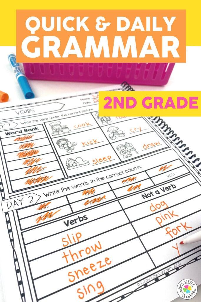 high quality grammar practice resources