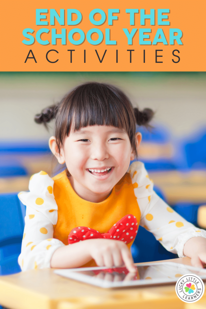end of the year activities primary grades