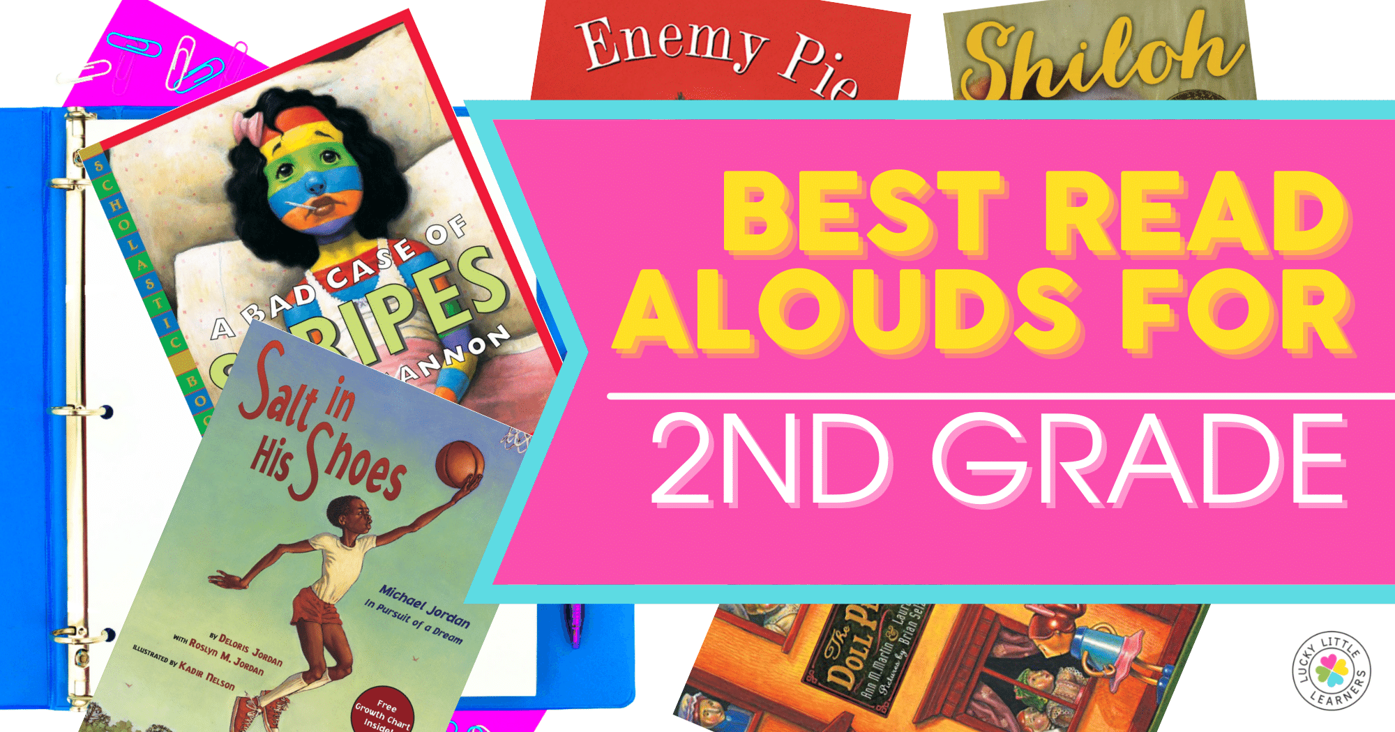 Best Read Alouds for 2nd Grade