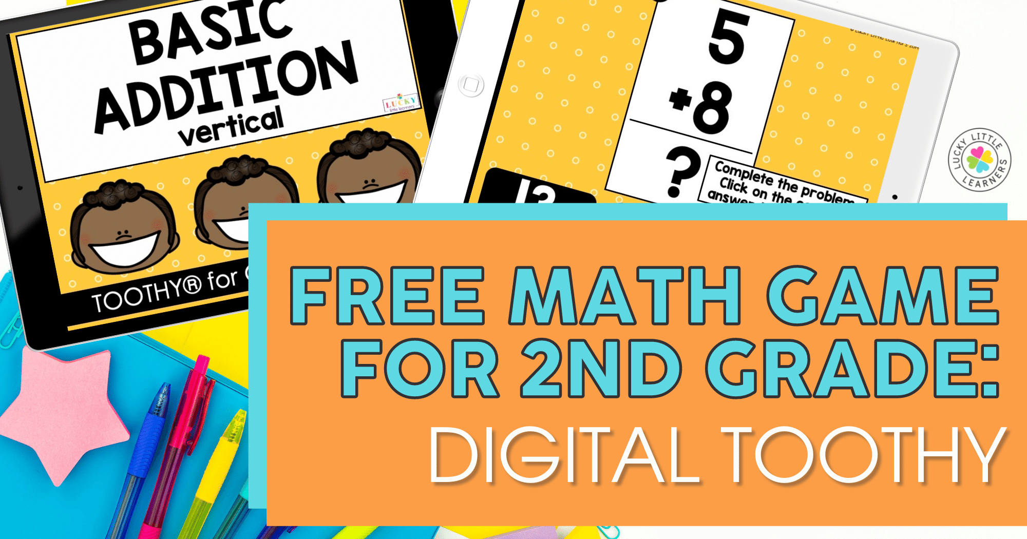 free digital 2nd grade math game