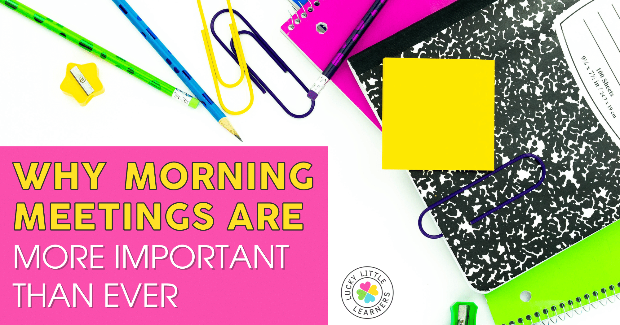Why Morning Meetings are More Important than Ever
