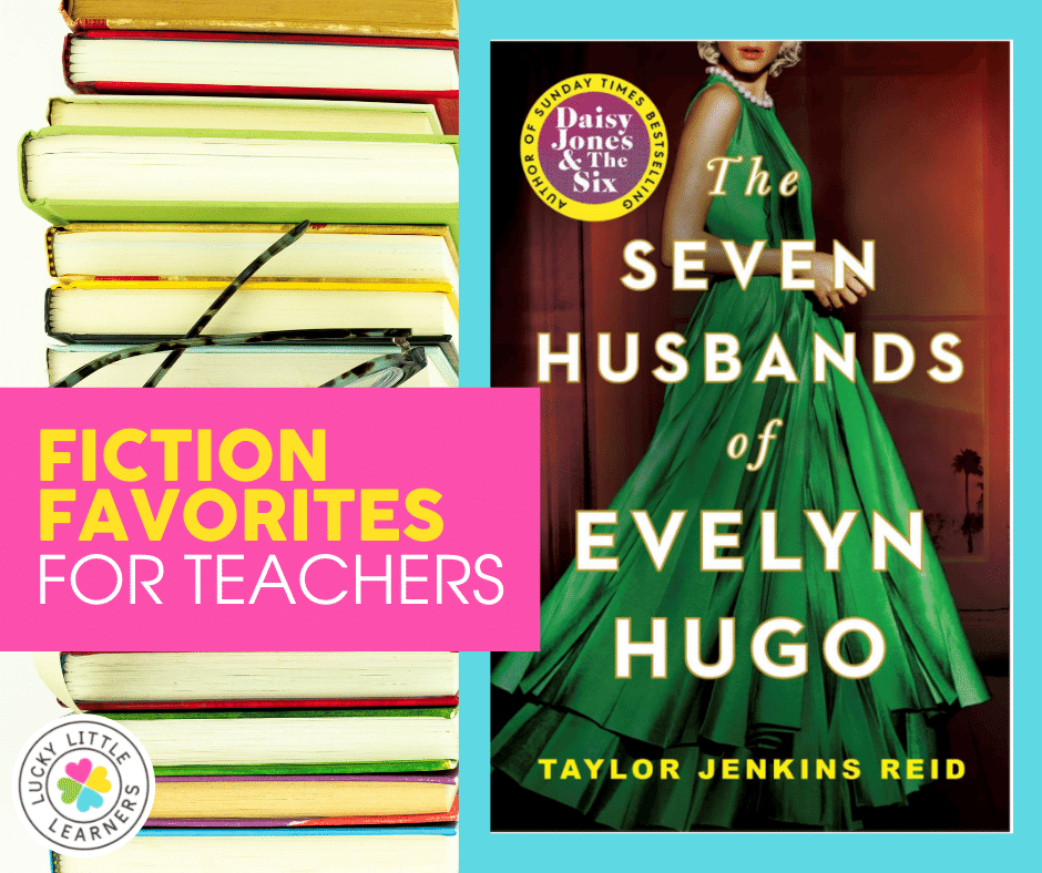 fiction book recommendations for teachers