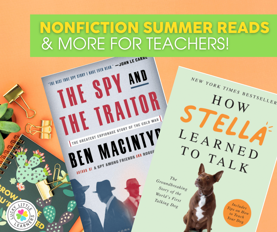 nonfiction book recommendations for teachers