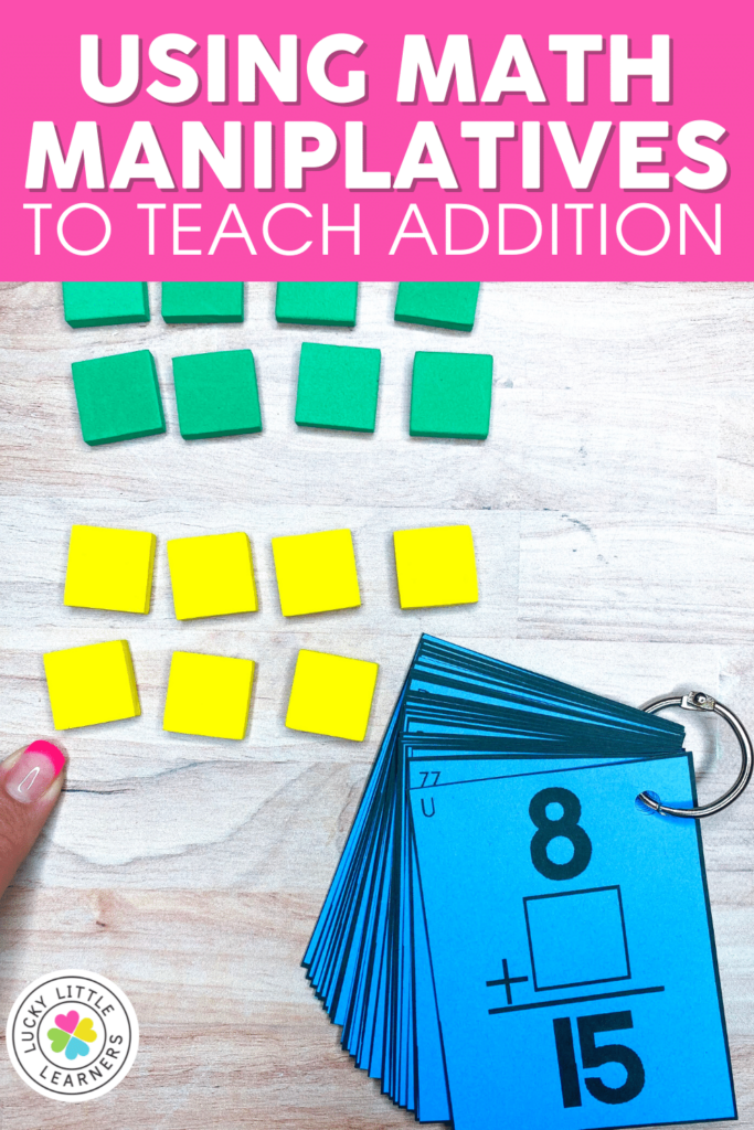 math manipulatives for teaching addition
