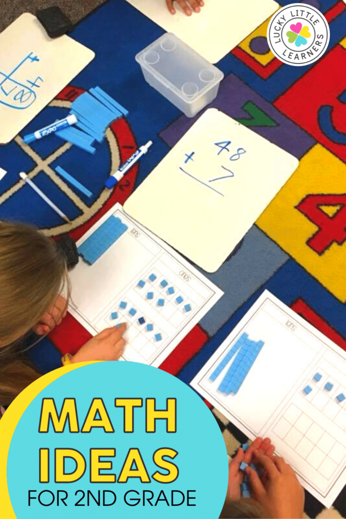 addition ideas for 2nd grade