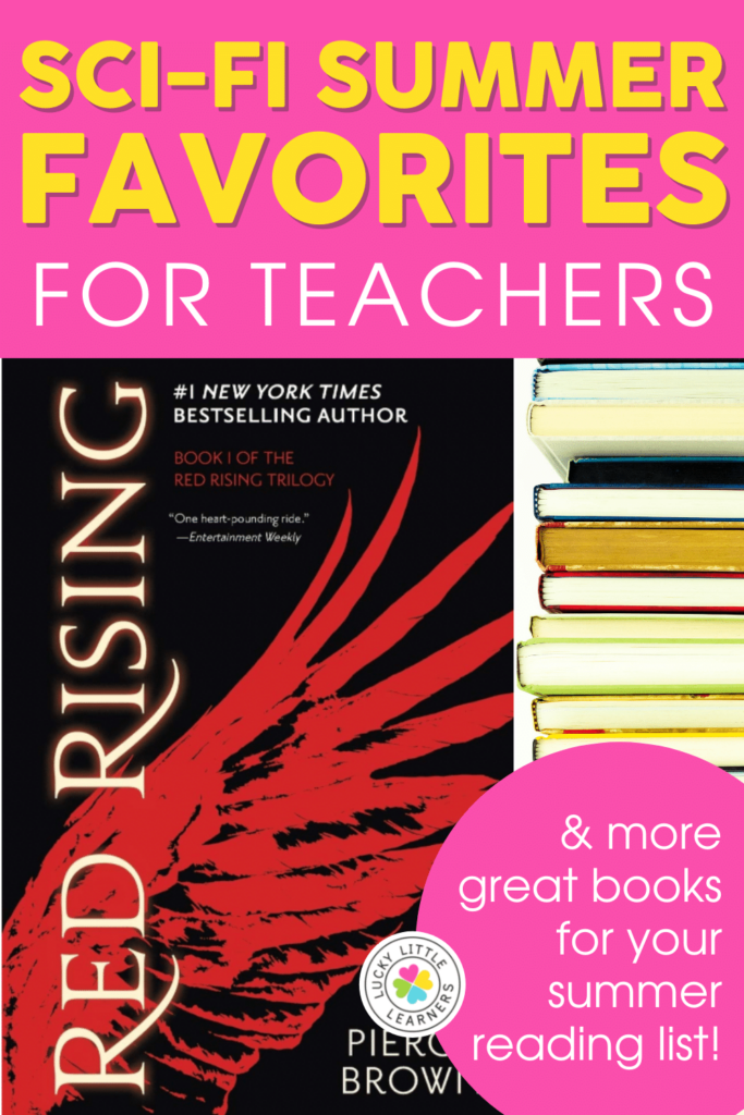 science fiction book recommendations for teachers