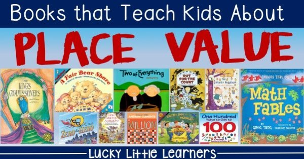 childrens books that teach about place value