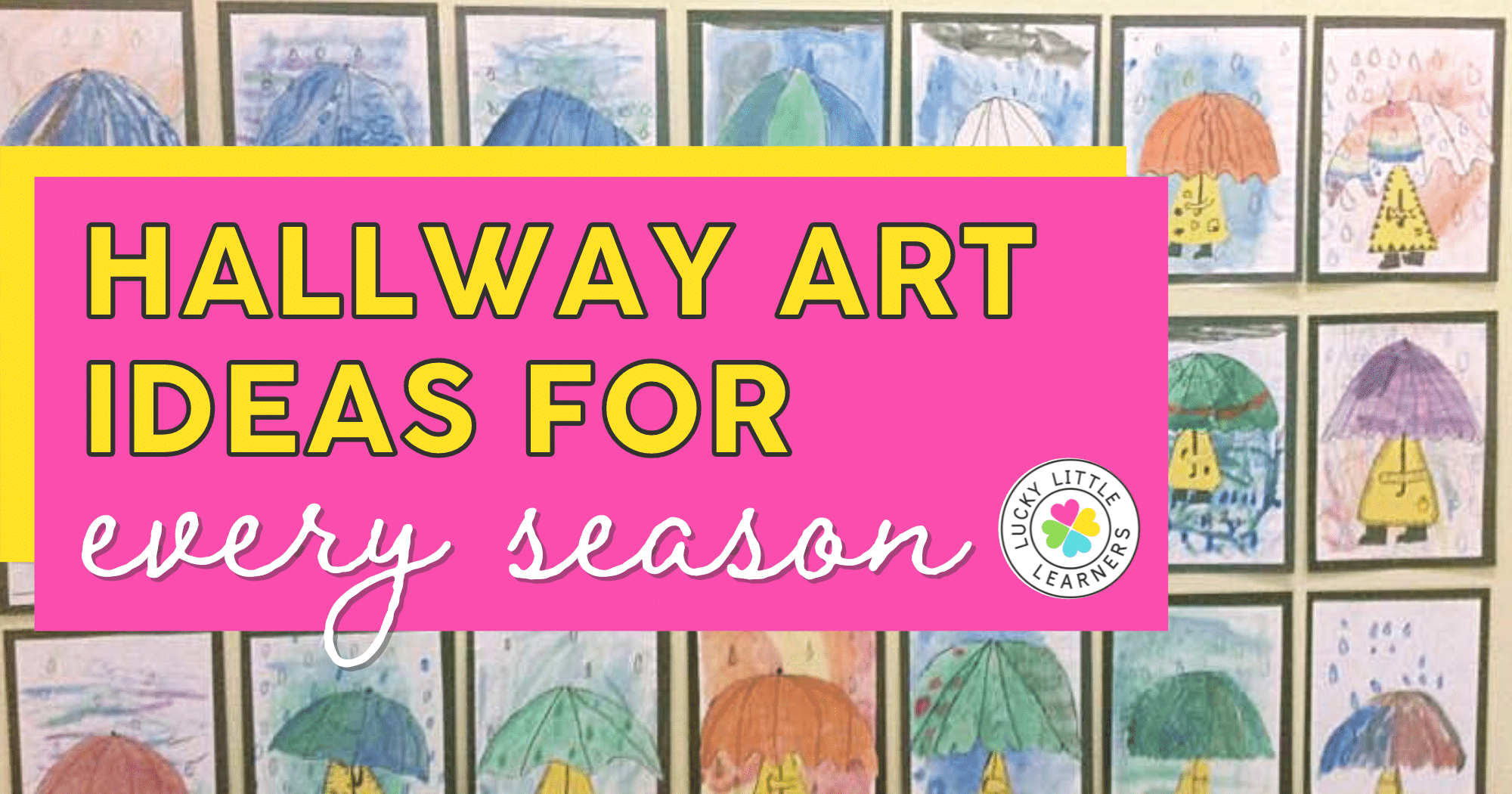Hallway Art Ideas for Every Season