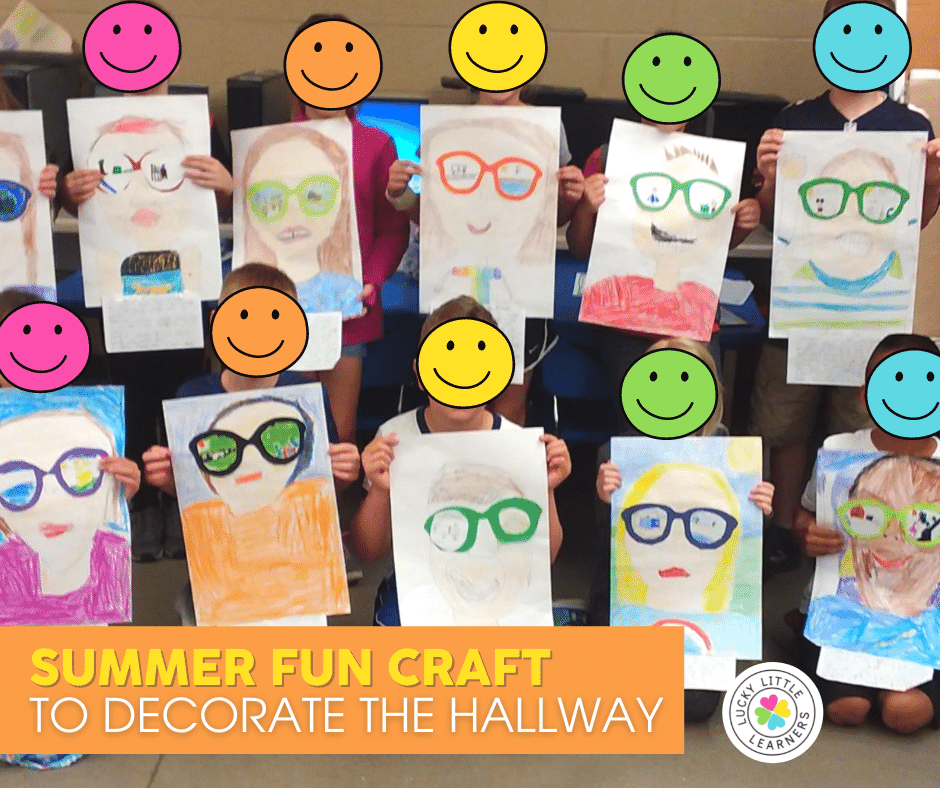 summer craft ideas for 2nd graders