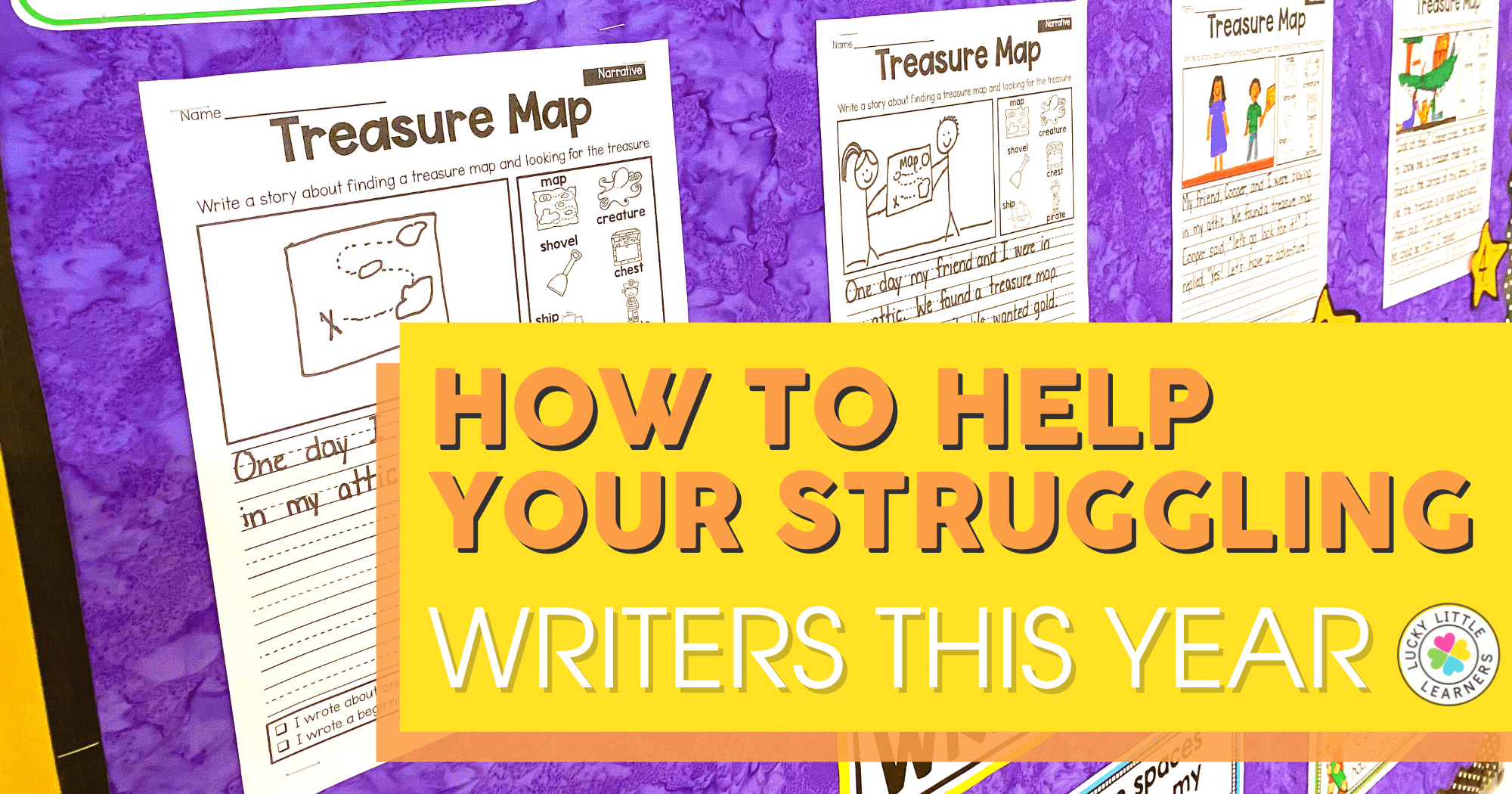 How to Help Your Struggling Writers This Year