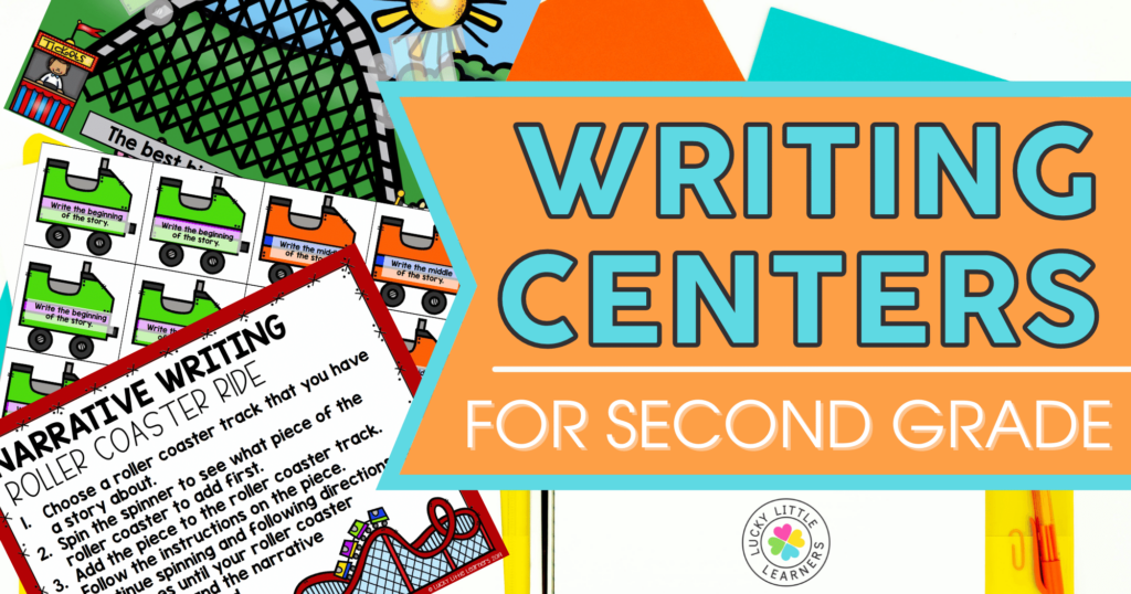 writing centers for second grade