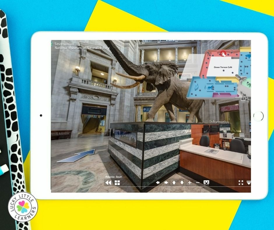Bring the Smithsonian to Your Classroom With a Virtual Field Trip